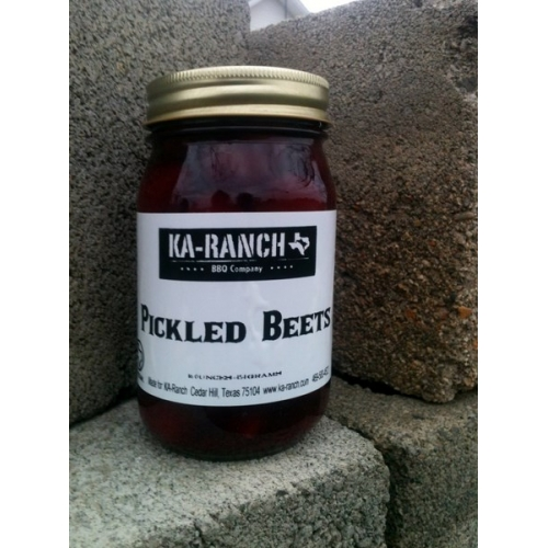 how to prepare pickled beets