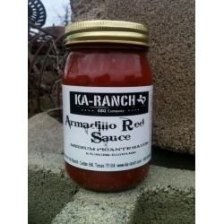 Armadillo Red Sauce
