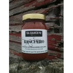 Ranchero (Habanero Hot Mango)
